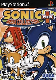 Rent Sonic Mega Collection Plus for PS2