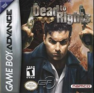 Rent Dead To Rights for GBA