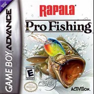 Rent Rapala's Pro Fishing for GBA