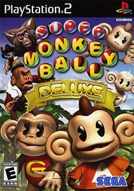 Rent Super Monkey Ball Deluxe for PS2
