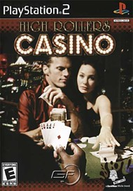 Rent High Rollers Casino for PS2