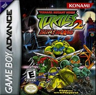 Rent Teenage Mutant Ninja Turtles 2: Battle Nexus for GBA