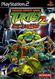 Rent Teenage Mutant Ninja Turtles 2: Battle Nexus for PS2