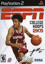 Rent ESPN College Hoops 2K5 for PS2