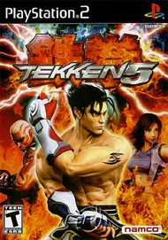 Rent Tekken 5 for PS2