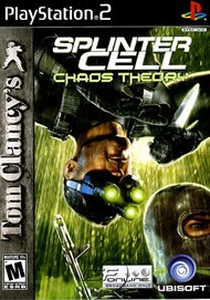 Rent Tom Clancy's Splinter Cell Chaos Theory for PS2