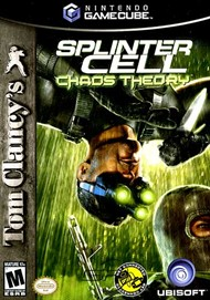 Rent Tom Clancy's Splinter Cell Chaos Theory for GC