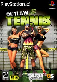 Rent Outlaw Tennis for PS2