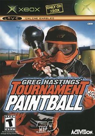 Rent Greg Hasting's Tournament Paintball for Xbox