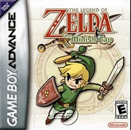 Rent Legend of Zelda: Minish Cap for GBA