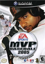 Rent MVP Baseball 2005 for GC
