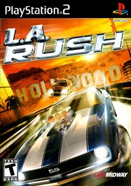Rent L.A. Rush for PS2