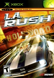 Rent L.A. Rush for Xbox