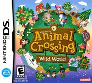 Rent Animal Crossing: Wild World for DS