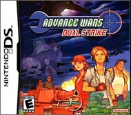 Rent Advance Wars: Dual Strike for DS