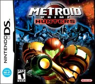 Rent Metroid Prime: Hunters for DS