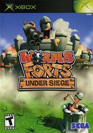 Rent Worms Forts: Under Siege for Xbox