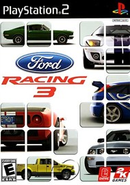 Rent Ford Racing 3 for PS2