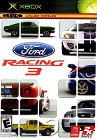 Rent Ford Racing 3 for Xbox