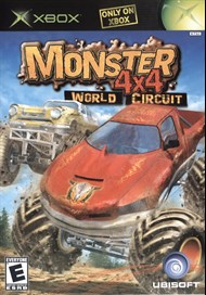 Rent Monster 4X4: World Circuit for Xbox
