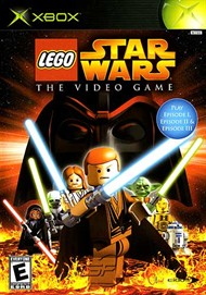 Rent LEGO Star Wars for Xbox