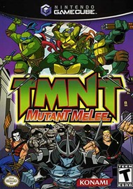 Rent TMNT: Mutant Melee for GC