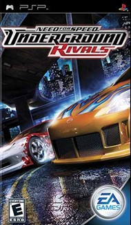 Rent Need for Speed Underground Rivals for PSP Games
