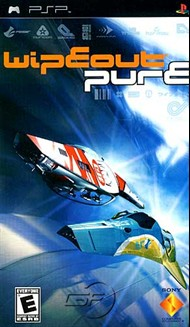 Rent Wipeout Pure for PSP Games
