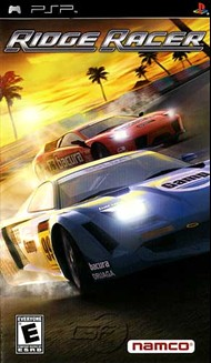 Rent Ridge Racer for PSP Games