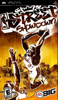 Rent NBA Street Showdown for PSP Games