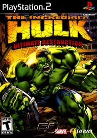 Rent Incredible Hulk: Ultimate Destruction for PS2
