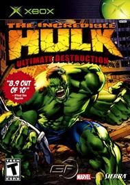 Rent Incredible Hulk: Ultimate Destruction for Xbox
