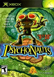 Rent Psychonauts for Xbox