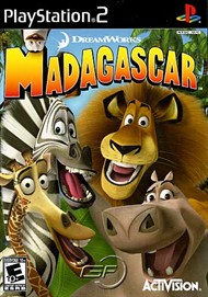 Rent Madagascar for PS2