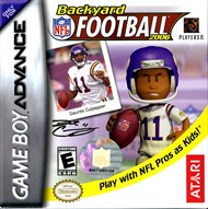 Rent Backyard Football 2006 for GBA