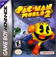 Rent Pac-Man World 2 for GBA
