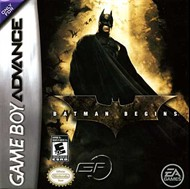 Rent Batman Begins for GBA