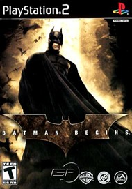 Rent Batman Begins for PS2