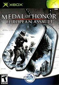 Rent Medal of Honor: European Assault for Xbox