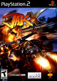 Rent Jak X: Combat Racing for PS2