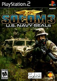 Rent SOCOM 3: U.S. Navy Seals for PS2