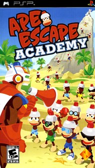 Rent Ape Escape Academy for PSP Games