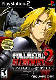 Rent Fullmetal Alchemist 2: Curse of the Crimson Elixir for PS2