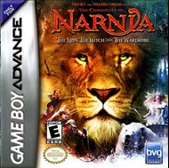 Rent Chronicles of Narnia: The Lion, The Witch, and the Wardrobe for GBA
