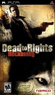 Rent Dead to Rights: Reckoning for PSP Games