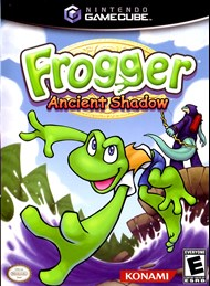 Rent Frogger: Ancient Shadow for GC