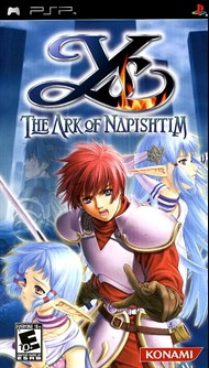 Rent Y's: The Ark of Napishtim for PSP Games