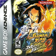 Rent Shaman King: Master of Spirits 2 for GBA