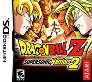 Rent Dragon Ball Z: Supersonic Warriors 2 for DS