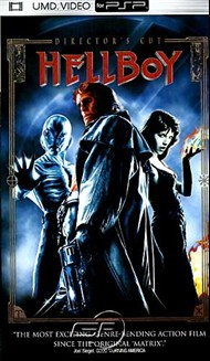 Rent Hellboy for PSP Movies